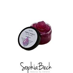 Purple Pearls Facial Scrub