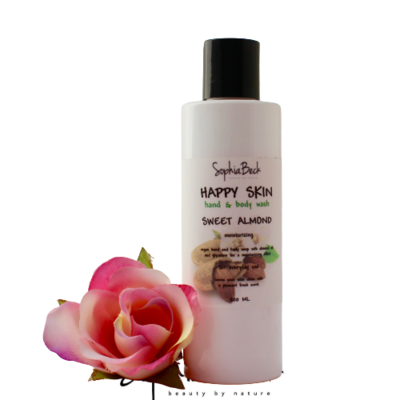 Happy Skin - Sweet Almond Wash