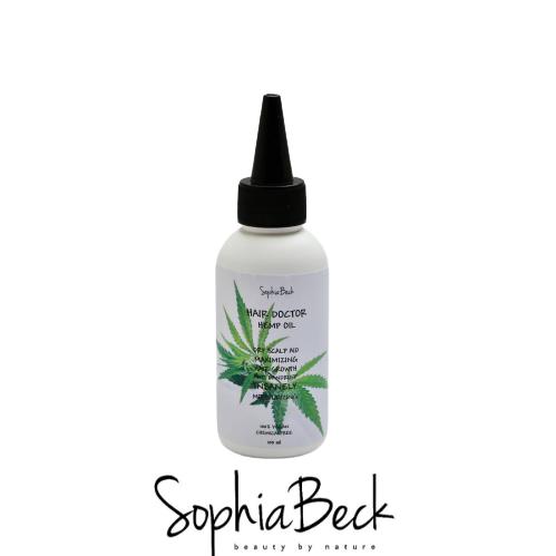 Hemp Scalp & Hair Oil