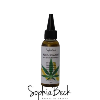 Hemp Scalp & Hair Oil