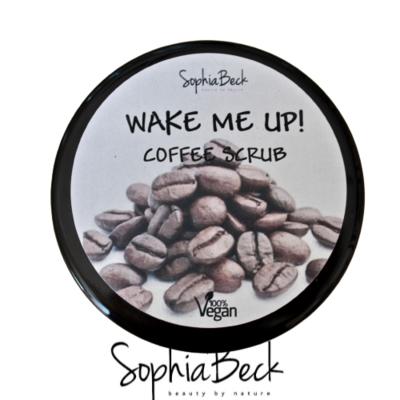 Wake Me Up! Coffee Scrub