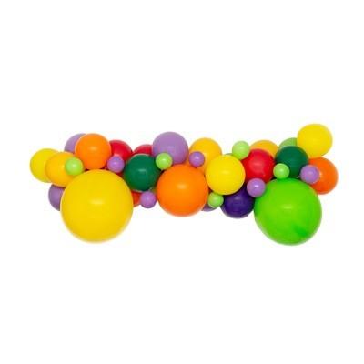 Tonne of Fun DIY Balloon Garland