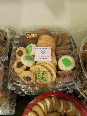 3 Dozen Gluten Free Cookie Tray