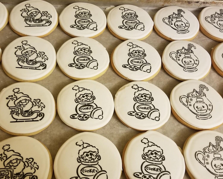 PYO Christmas Cookies
