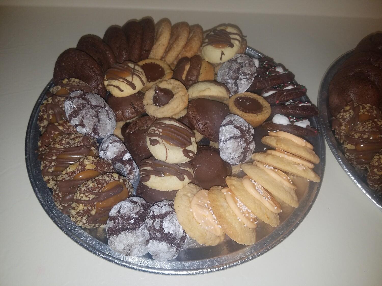 5 Dozen Variety Cookie Tray