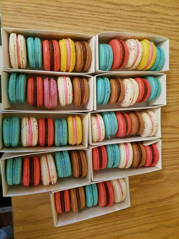 Macarons - Variety 1/2 Dozen