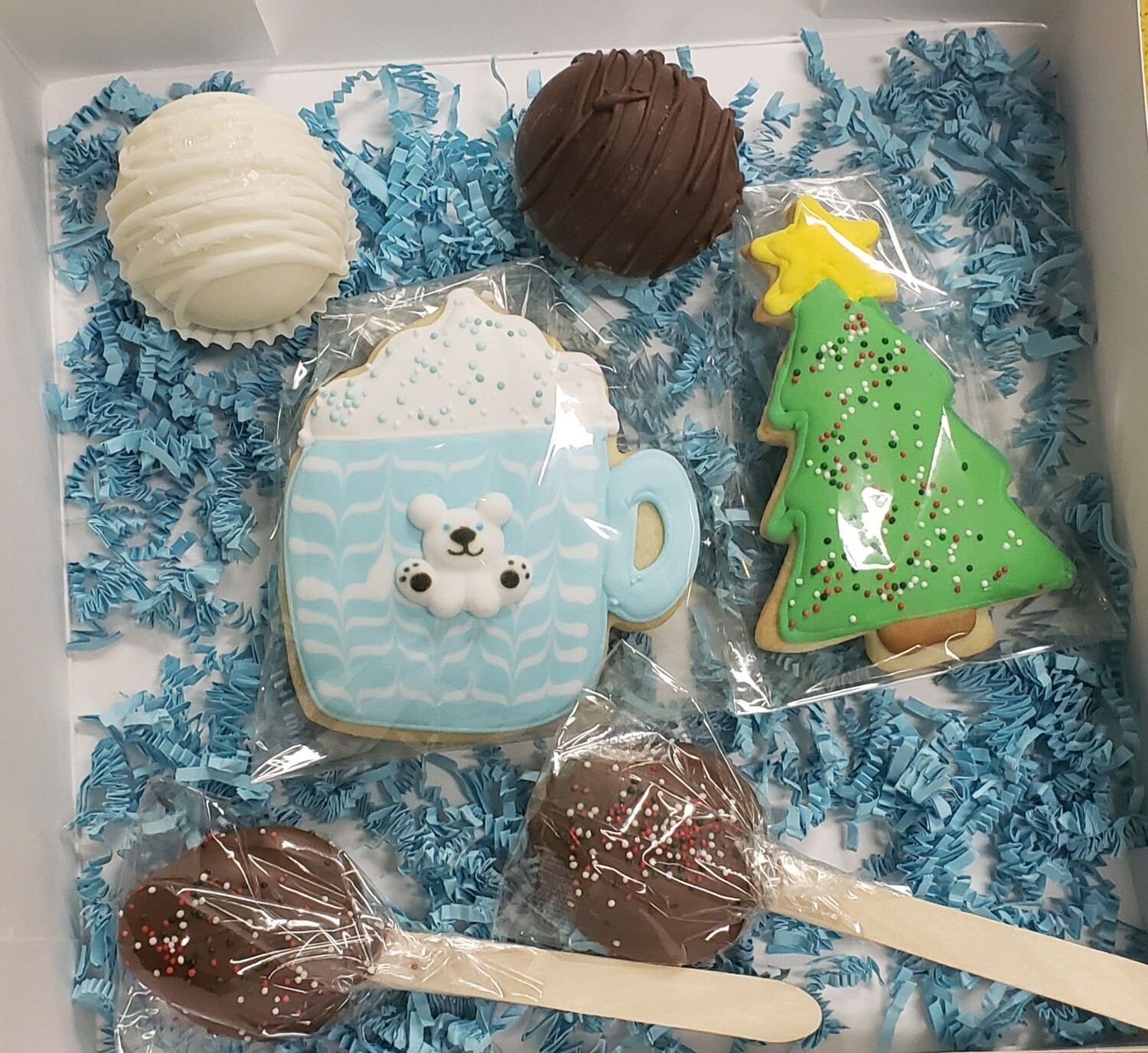 Hot Cocoa and Sugar Cookie Gift Set (Large)