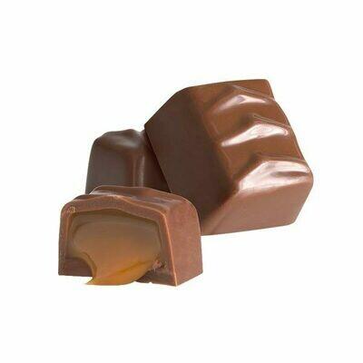 Caramel Chocolates 1 lb Box