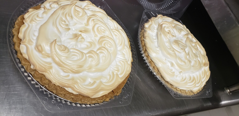 Lemon Creme Pie