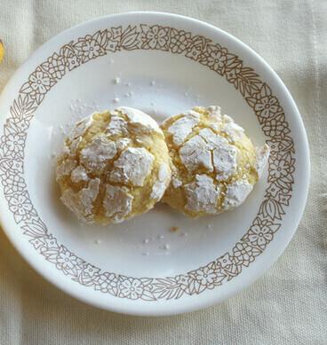 Lemon Crinkle