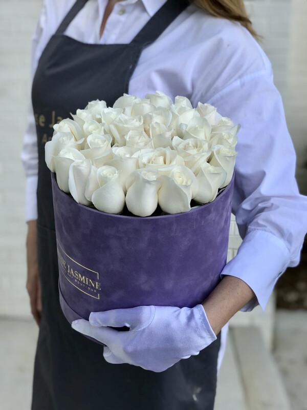 Lavender Velvet !New And Trendy!