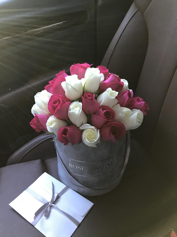 Dream Box | 3D Volume (4 Dozen Roses)