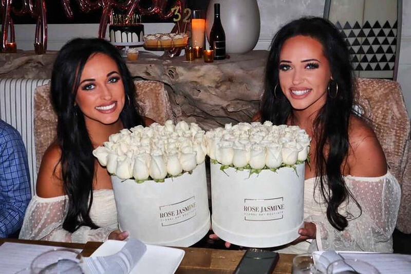Creme Brulee Velvet Flower Box (NEW & TASTY)