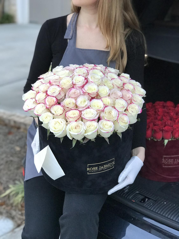 Grande Volume (100 Roses)