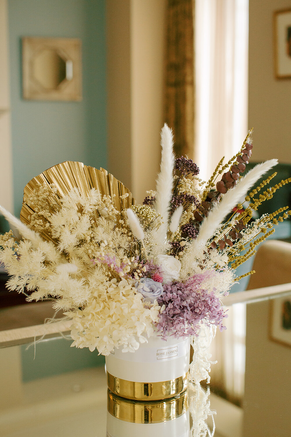 Forever Lasting Bouquet (Dried And Preserved Mixed Flowers)