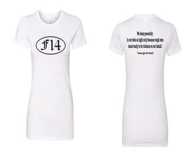 Women's F14 T-shirt - 2 Color Options