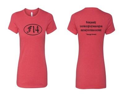 Women's F14 T-shirt