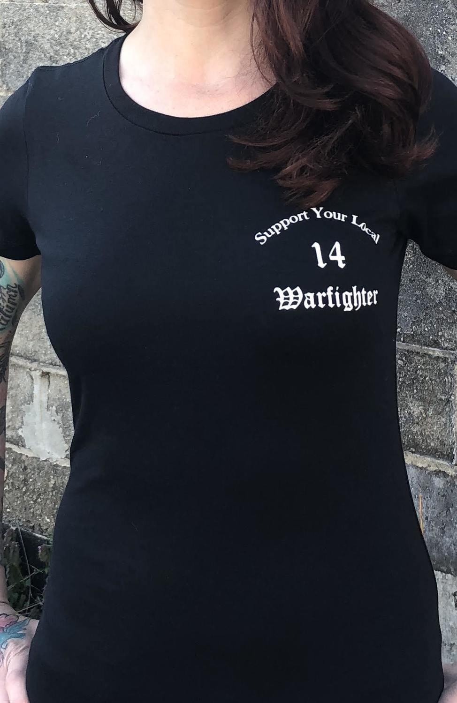 Women's Warfighter Fitted T-Shirt