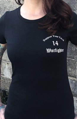 Women's Warfighter Fitted T-Shirt