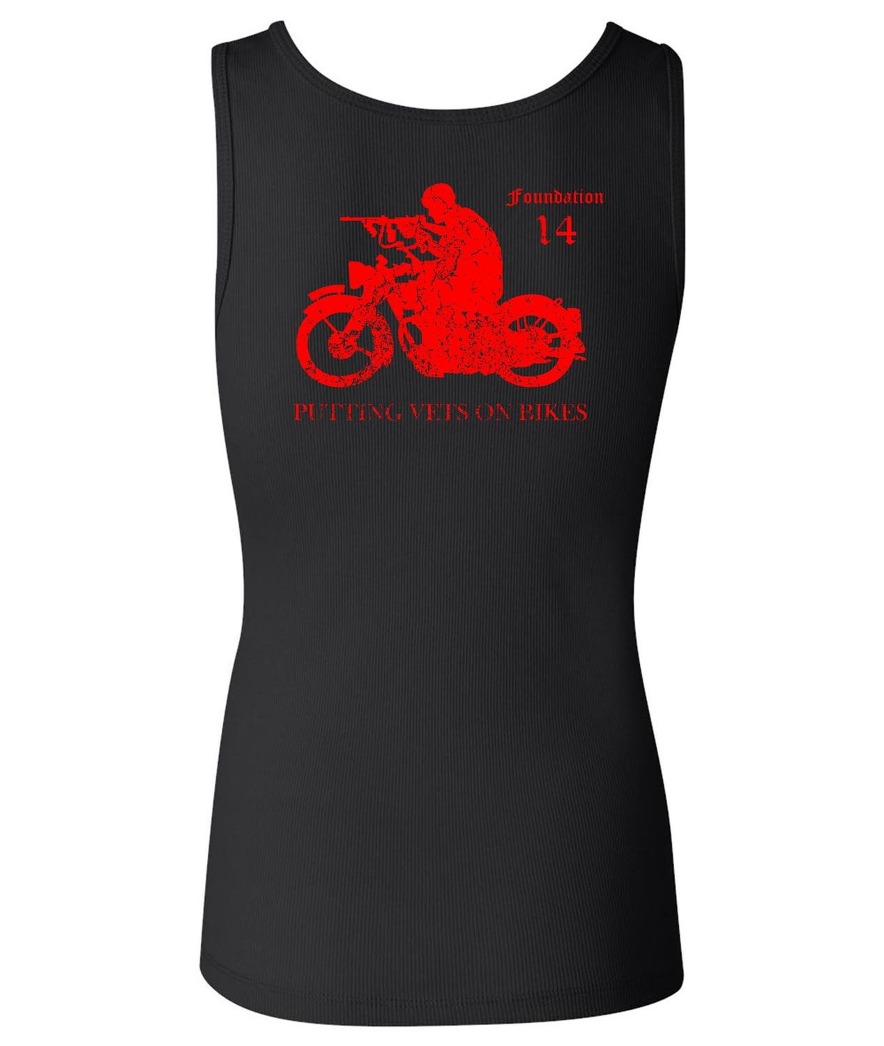 Red Rider Tank Top