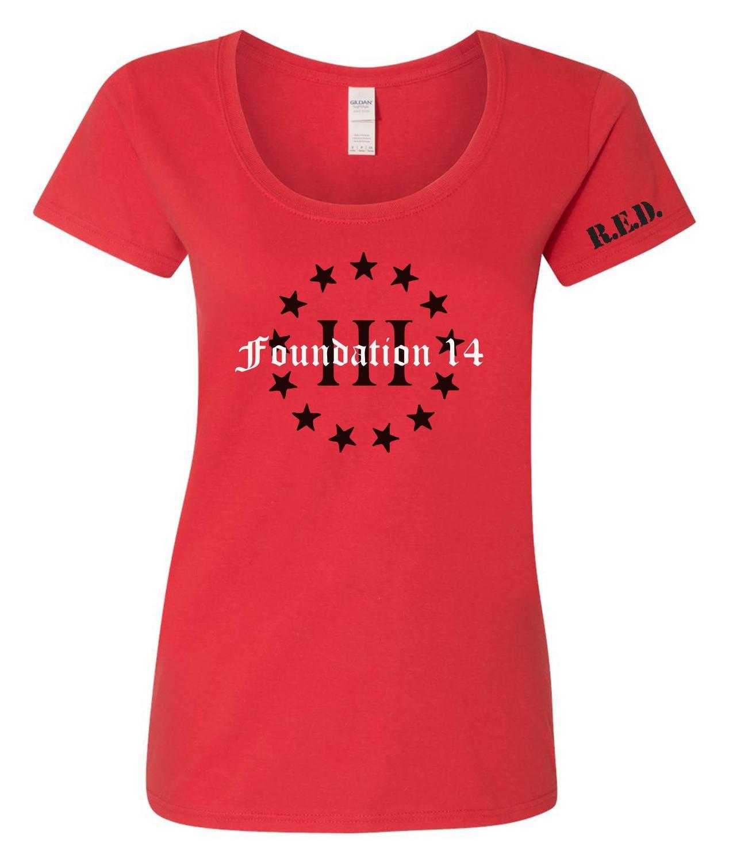 Womens Scoop Neck T-Shirt