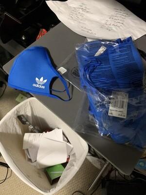 Adidas Sports Mask