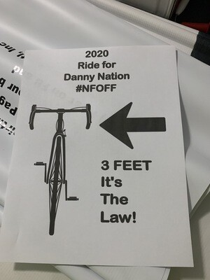 BFA Danny's Ride 2020