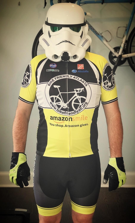 BFA Fall 2017 Cycling Kit (Jersey & Bib) Yellow