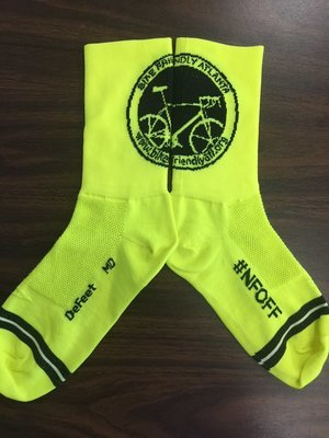 BFA Socks by Defeet!!