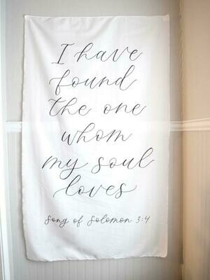 Song Of Solomon Backdrop
