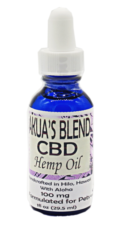 Akua's Blend Pet Oil