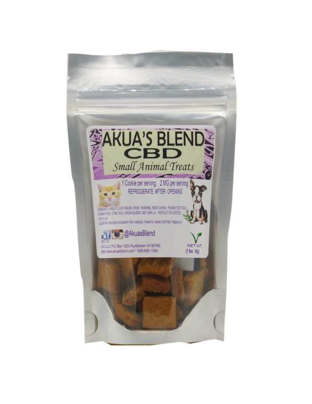 Akua Small Animal Treats