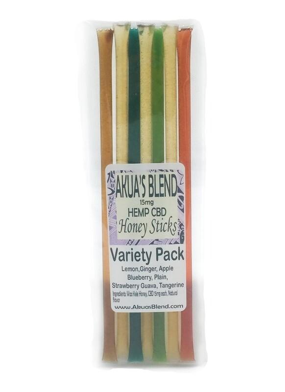 Akua Honey Variety Pack