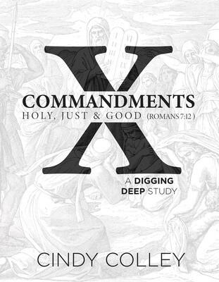 Digging Deep 2020: The Ten (Deluxe Study Book)