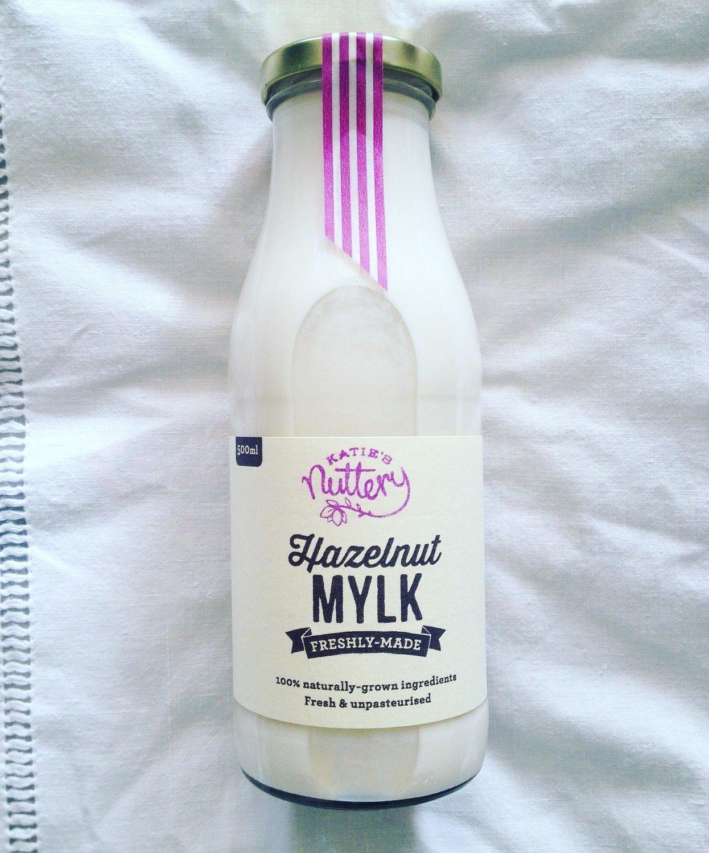 Hazelnut Mylk (500ml)