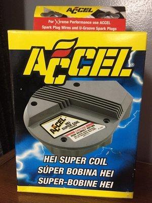 ACCEL HEI Super Coil