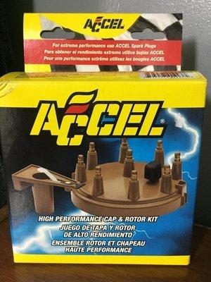 ACCEL High Performance Cap & Rotor Kit