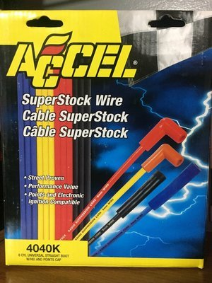 ACCEL SuperStock Wire