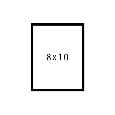 8x10 Portrait