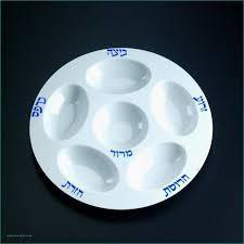 Simple Seder Plate