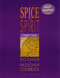 Spice And Spirit - Passover