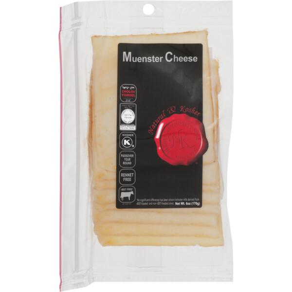 Sliced Muenster Cheese