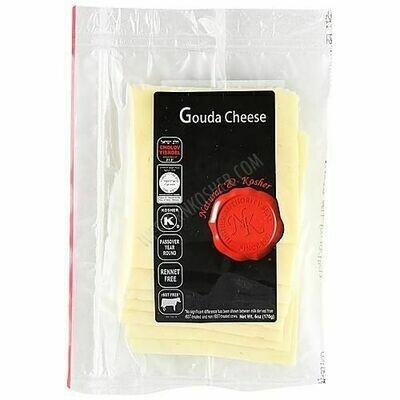 Sliced Gouda Cheese