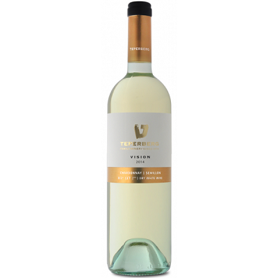 Teperberg Vision Chardonnay-Semillon