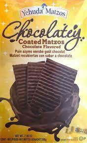 Chocolate Matzah