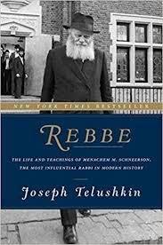 Rebbe - By Joseph Telushkin