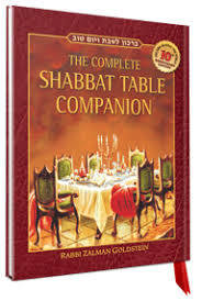 The Shabbat Table Companion