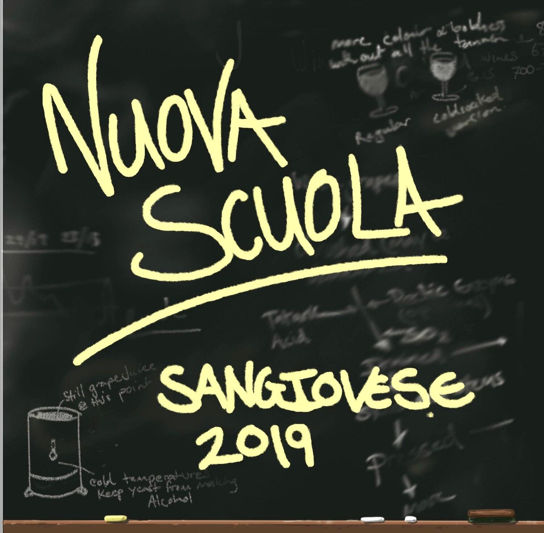 2019 Sangiovese - 12 Pack