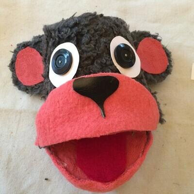 Monkey Puppet Kit