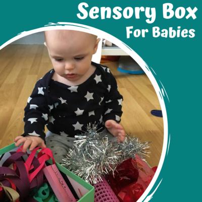 Sensory Box for Babies